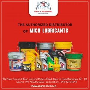 MAHAVIR LUBRICANTS
